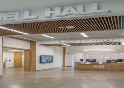 Newell Hall name